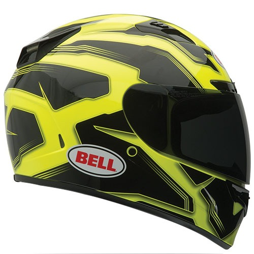 bell-manifest-adult-vortex-street-racing-motorcycle-helmet-hi-viz-yellow-true-review