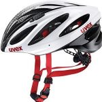 The Uvex Boss Race Helmet