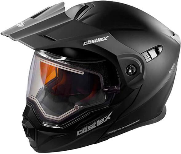 Castle X EXO-CX950 Electric Modular Snowmobile Helmet