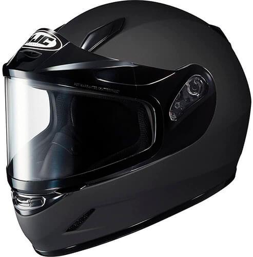 HJC Solid CL-Y Sport Racing Snowmobile Helmet
