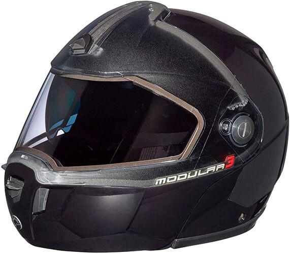 Ski-Doo Modular 3 Snowmobiling Helmet