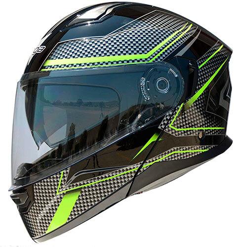 Vega Helmets Caldera Modular Snowmobile Helmet