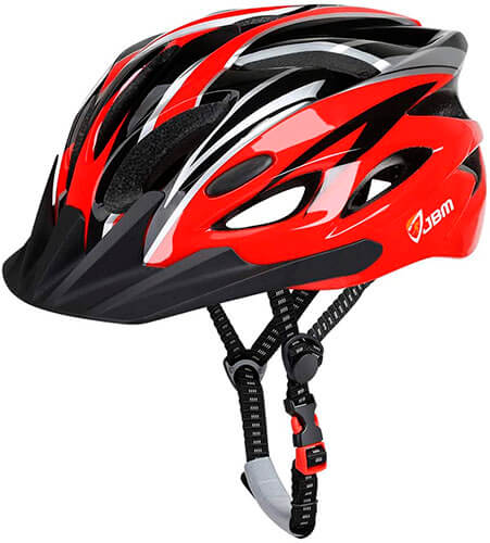 JBM Adult Cycling Bike Helmet Specialized for Men and Women