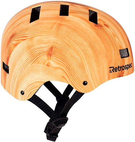 Retrospec CM-1 Classic Commuter Multi-Sport Helmet with 10 Vents