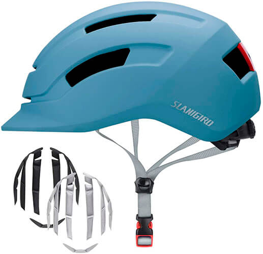 SLANIGIRO Adult-Youth Urban Bike Helmet