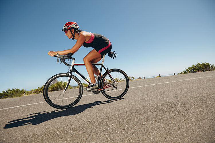 Womens Bike Helmet