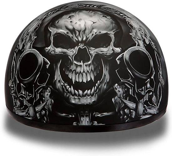 Daytona Half Helmet