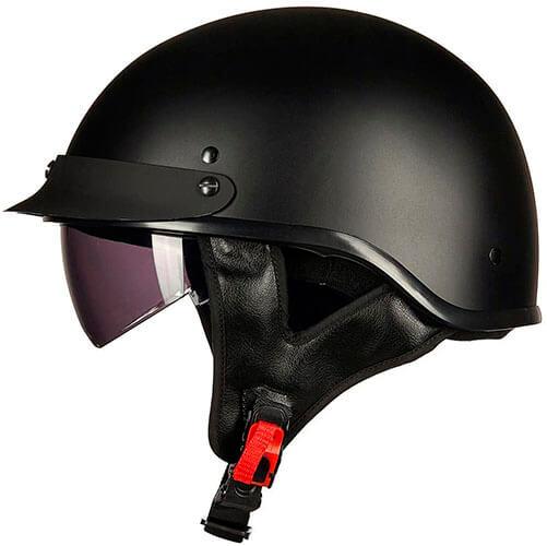 ILM Motorcycle Half Helmet