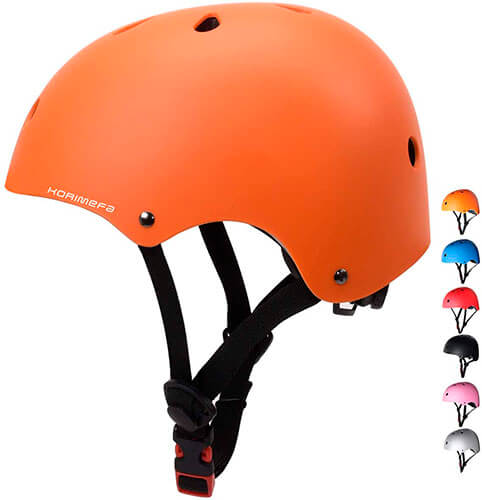 KORIMEFA BMX Bike Helmet