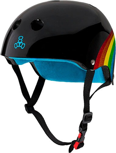 Triple Eight Sweatsaver BMX Helmet